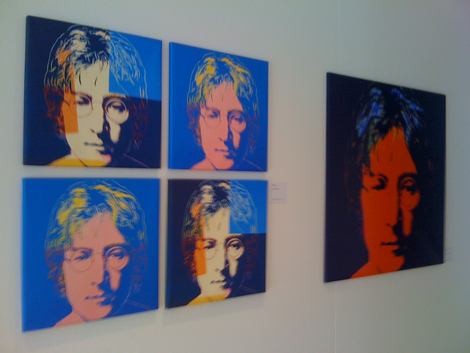 Pop meets Pop – Andy Warhol meets the Beatles