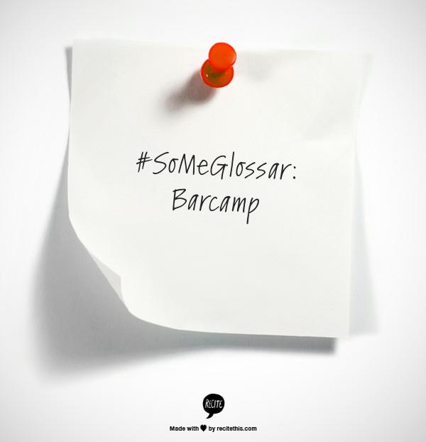 Was ist eigentlich… ein Barcamp?