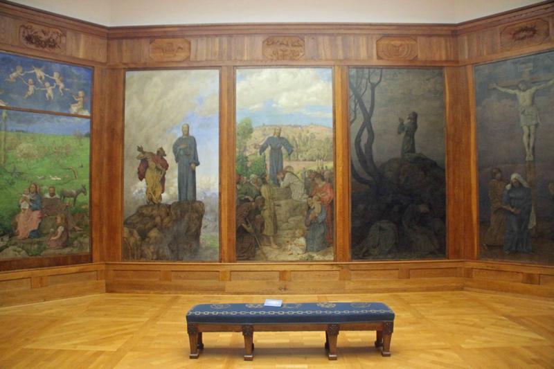 Hans-Thoma-Kapelle, Staatliche Kunsthalle Karlsruhe