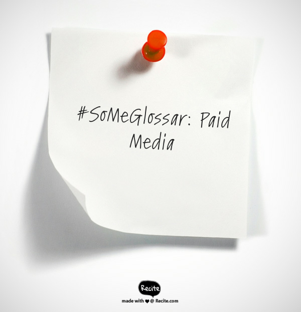 Was sind eigentlich… Paid Media?