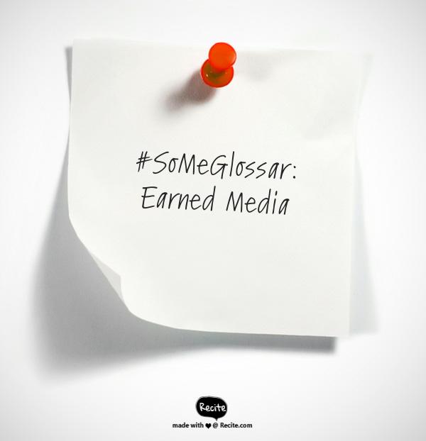 Was sind eigentlich… Earned Media?