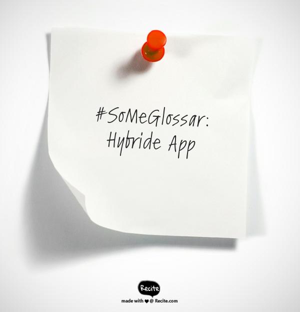 Was ist eigentlich… eine hybride App?