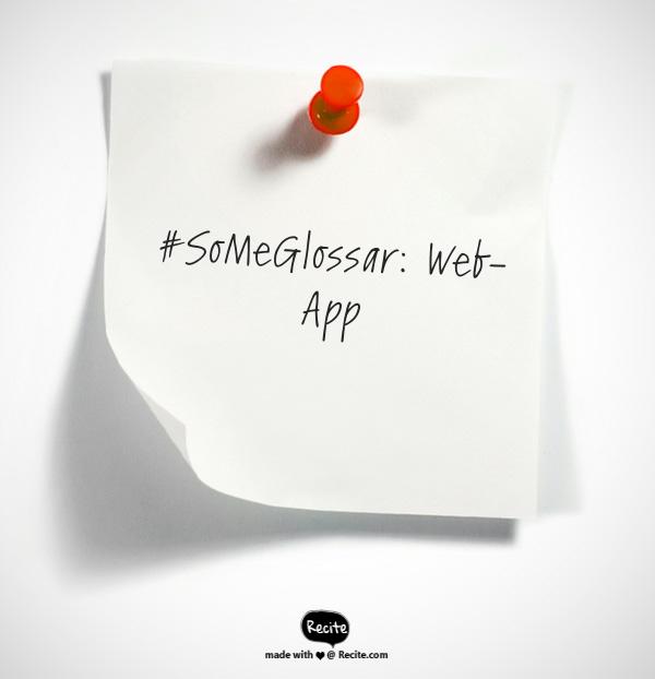 Was ist eigentlich… eine Web-App?