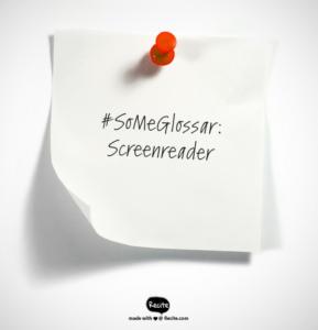 Screenreader